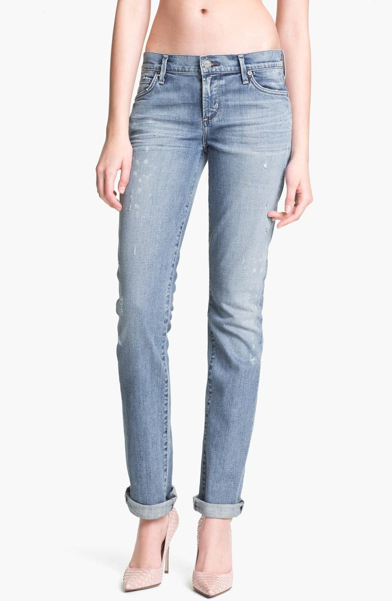 CITIZENS OF HUMANITY 'Ava' Straight Leg Jeans, Main, color, 428