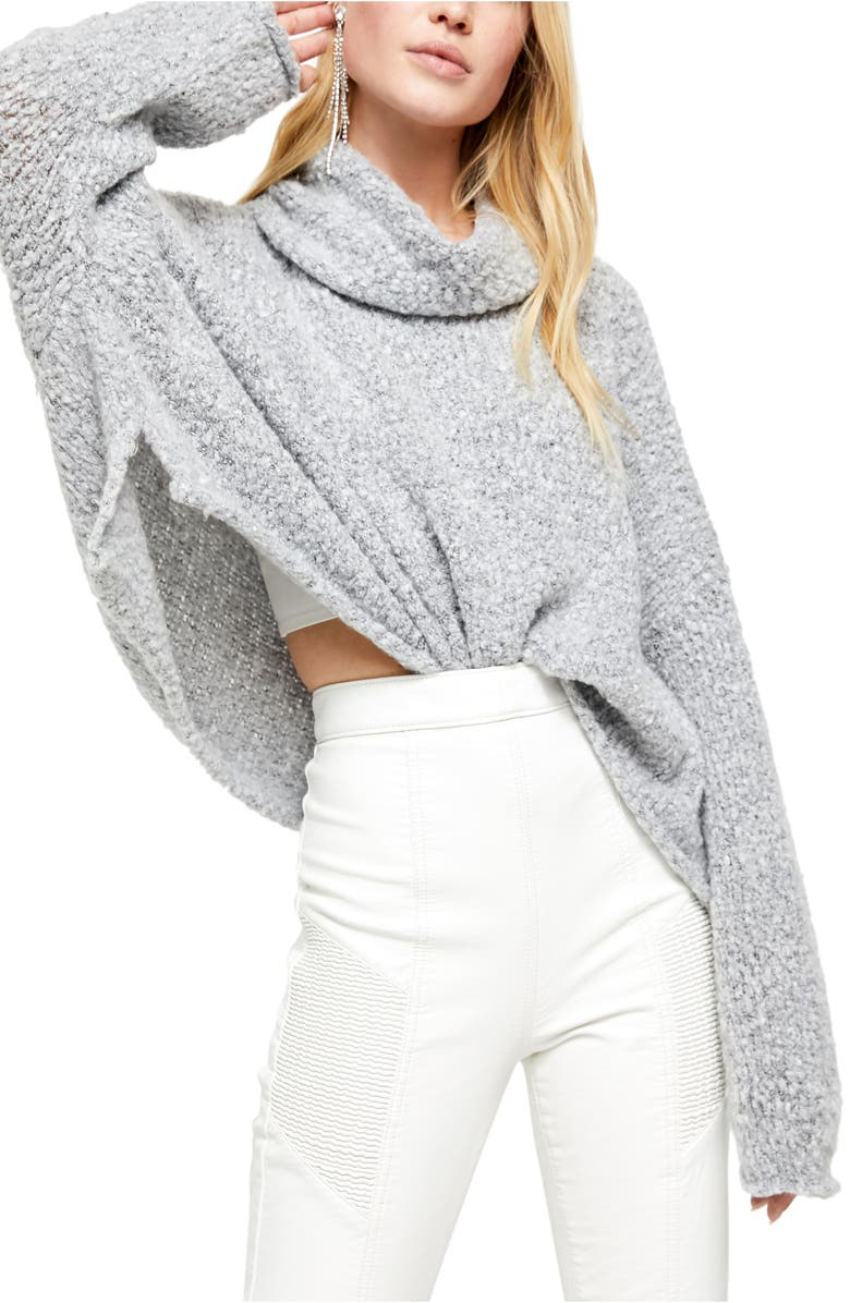BFF Cowl Neck Sweater