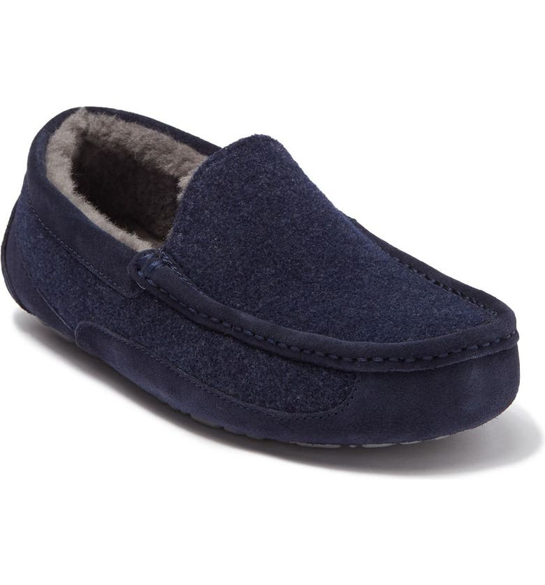 UGG Ascot UGGpure? Lined Slipper, Main, color, DSPP