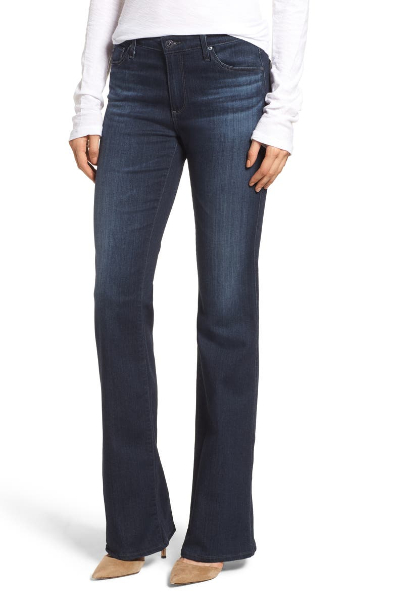 AG 'The New Angel' Bootcut Jeans, Main, color, BROOKS