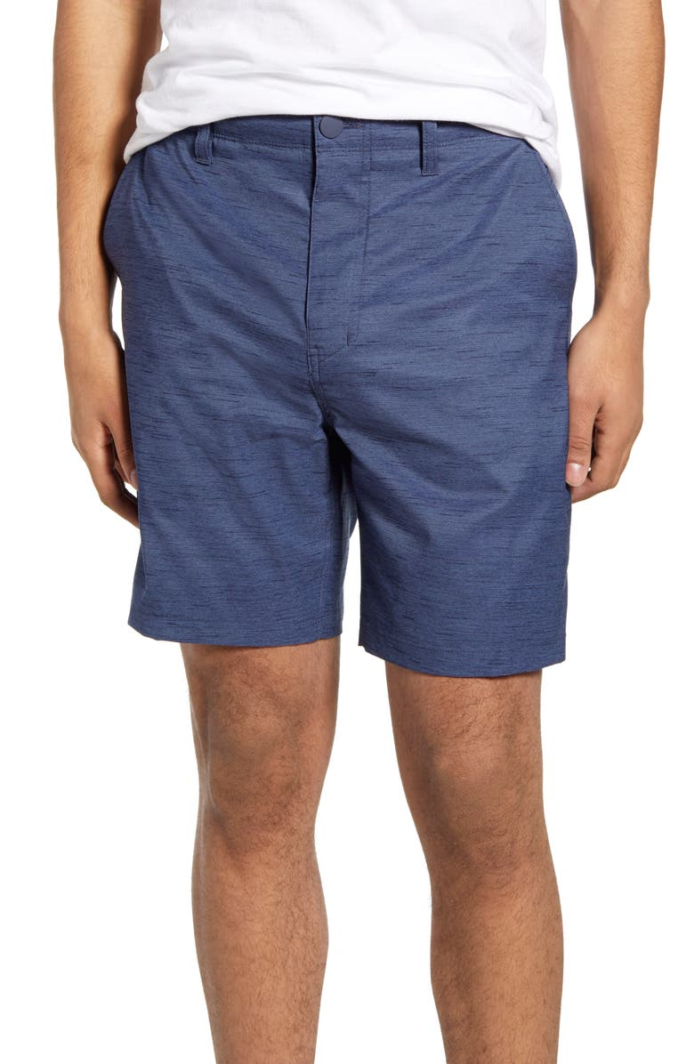 HURLEY Marwick Dri-FIT Golf Shorts, Main, color, OBSIDIAN