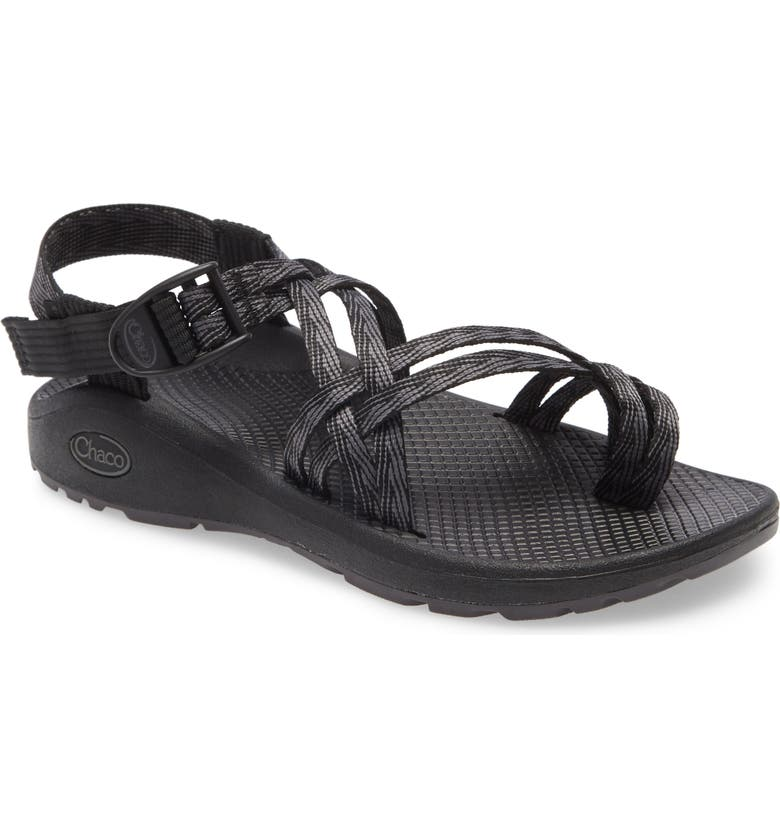 CHACO Z/Cloud X2 Sandal, Main, color, LIMB BLACK FABRIC