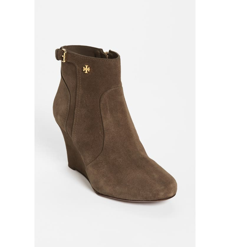 TORY BURCH 'Milan' Wedge Bootie, Main, color, 026
