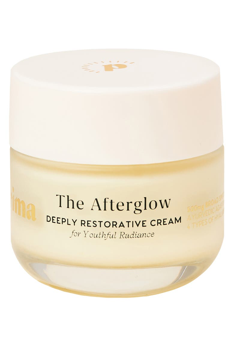 PRIMA The Afterglow Deeply Restorative Cream with CBD, Main, color, NO COLOR