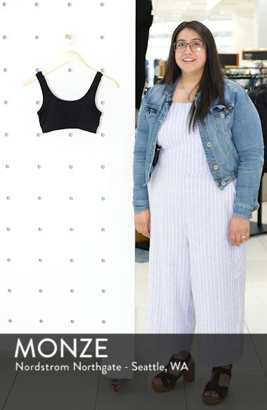 Touch Feeling Crop Top, sales video thumbnail