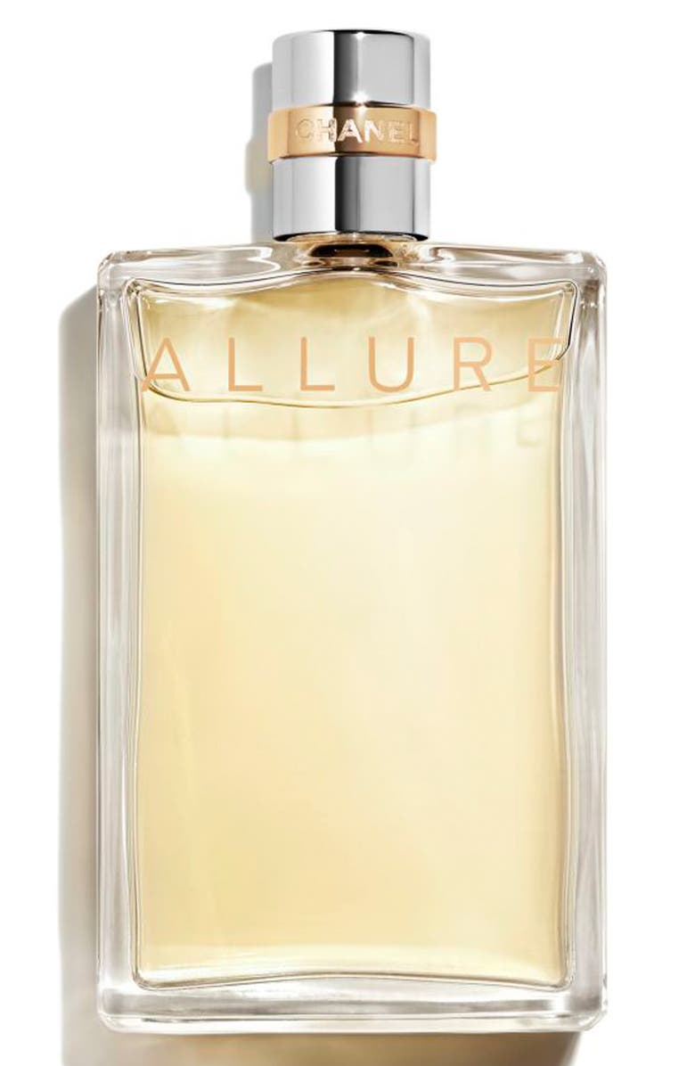 CHANEL ALLURE <br />Eau de Toilette Spray, Main, color, NO COLOR