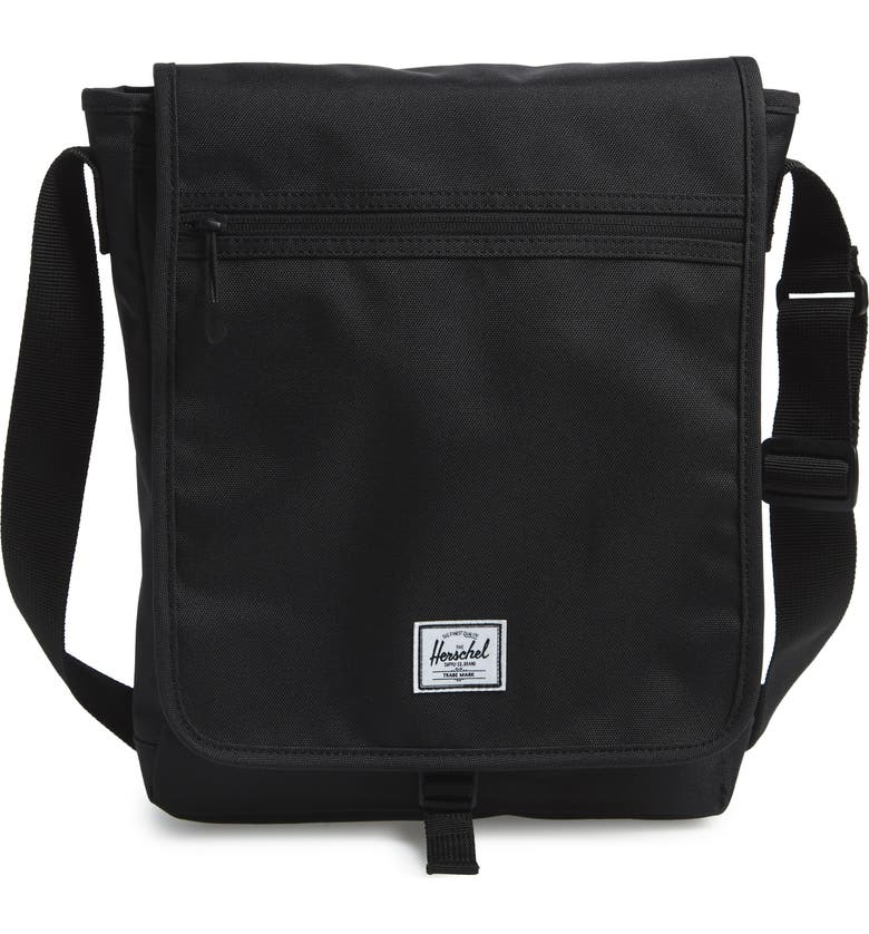 HERSCHEL SUPPLY CO. Lane Crossbody Bag, Main, color, Black