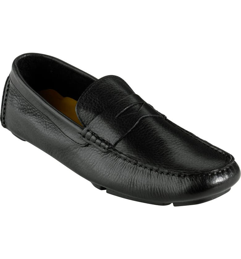 COLE HAAN 'Howland' Penny Loafer, Main, color, 001