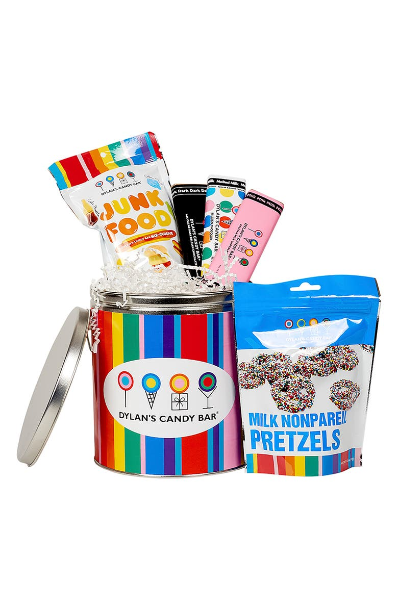 DYLAN'S CANDY BAR Mini Party In A Bucket Candy Assortment, Main, color, 400