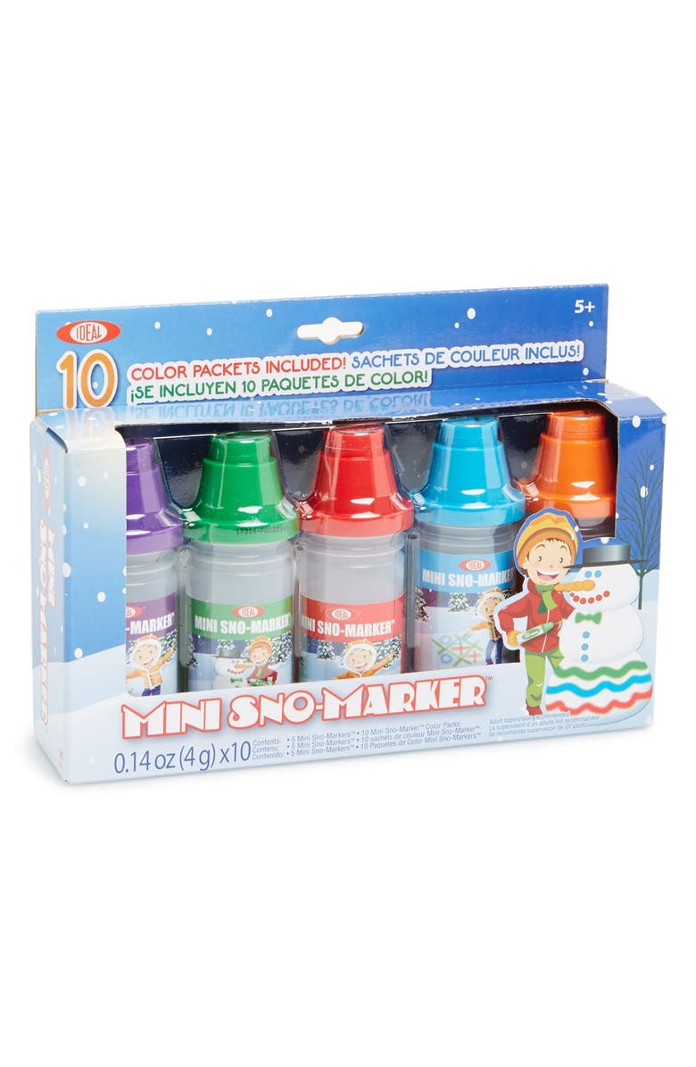POOF-SLINKY Ideal Mini Sno-Markers, Main, color, 000