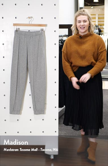 Cozy Jogger Sweatpants, sales video thumbnail