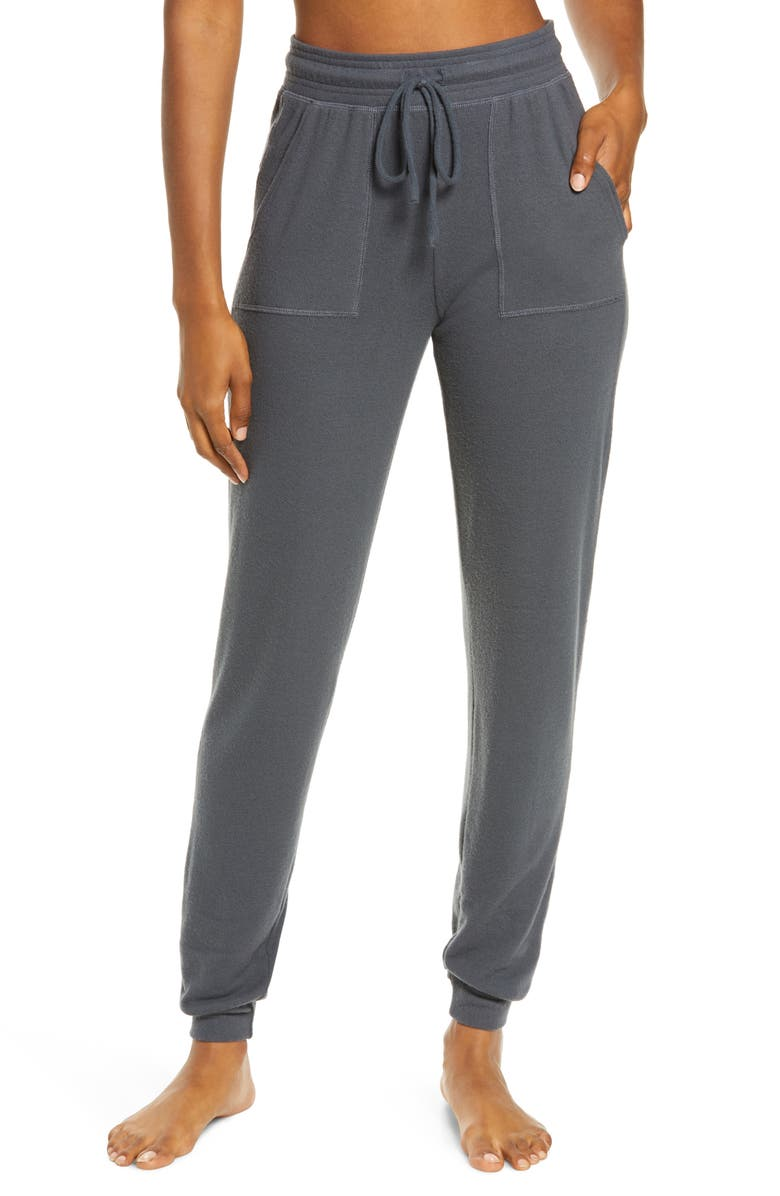 ALO Soho Sweatpants, Main, color, ANTHRACITE