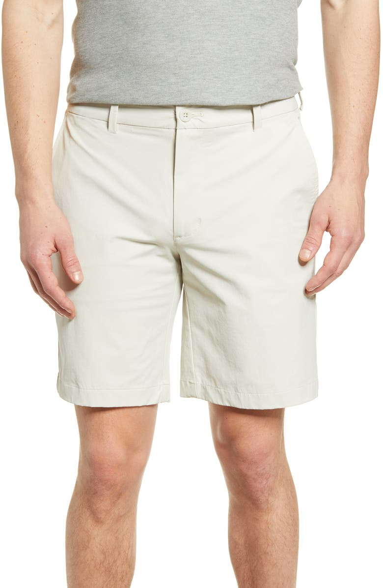VINEYARD VINES On-The-Go Waterproof Performance Shorts, Main, color, STONE