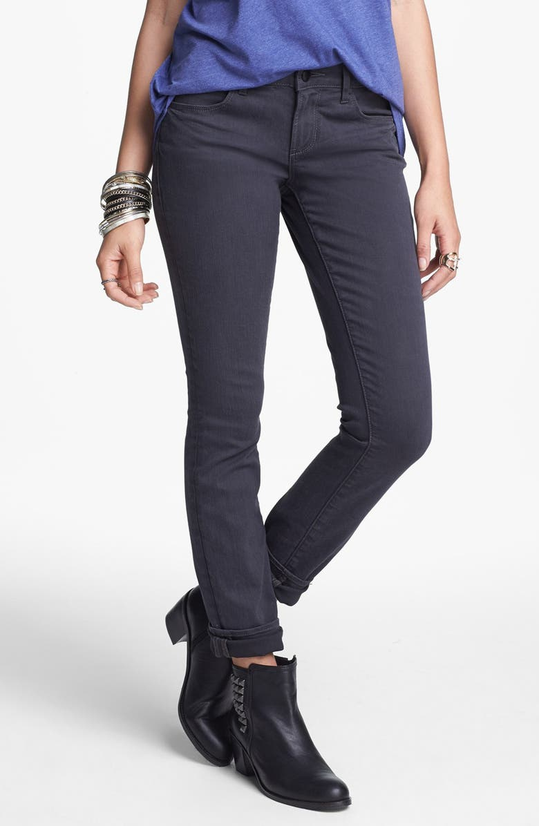 ARTICLES OF SOCIETY 'Mya' Stretch Skinny Jeans, Main, color, 020
