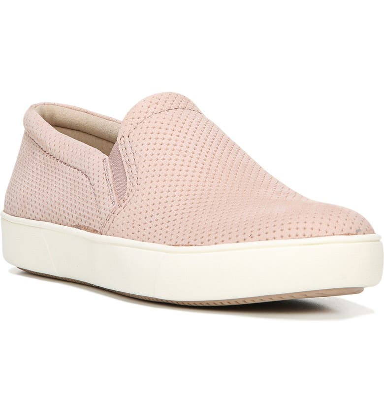NATURALIZER Marianne Slip-On Sneaker, Main, color, MAUVE LEATHER