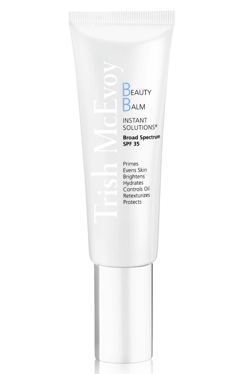 TRISH MCEVOY Beauty Balm Instant Solutions<sup>®</sup> BB Cream SPF 35, Main, color, SHADE 1