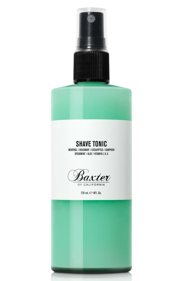 BAXTER OF CALIFORNIA Shave Tonic, Main, color, NO COLOR