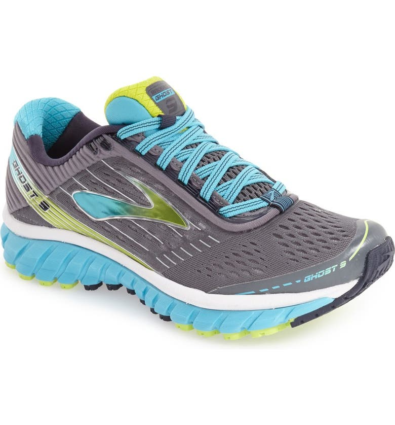 BROOKS 'Ghost 9' Running Shoe, Main, color, 151