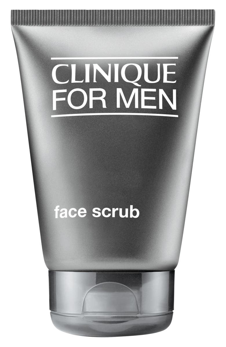 CLINIQUE for Men Face Scrub, Main, color, NO COLOR