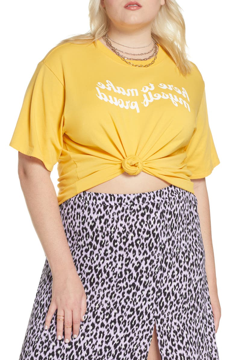 BP. x Claudia Sulewski Relaxed Graphic Tee, Main, color, 720