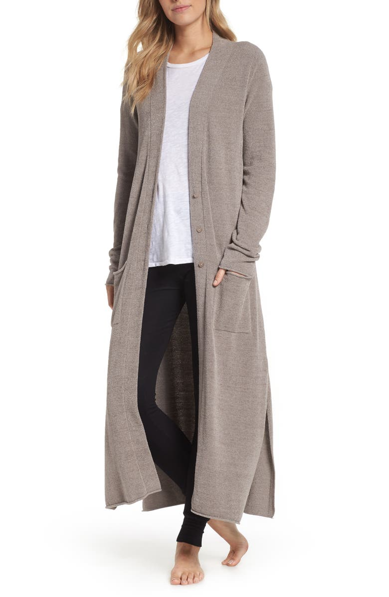 BAREFOOT DREAMS<SUP>®</SUP> Barefoot Dreams Cozychic Ultra Lite<sup>®</sup> Duster, Main, color, 081