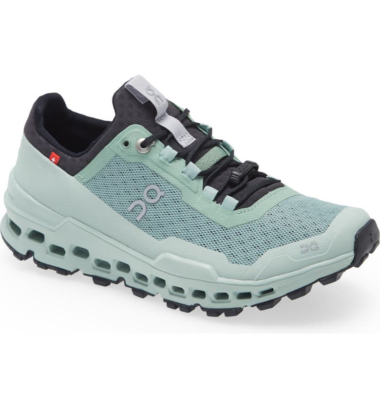 ON Cloudultra Trail Running Shoe, Main, color, MOSS ECLIPSE