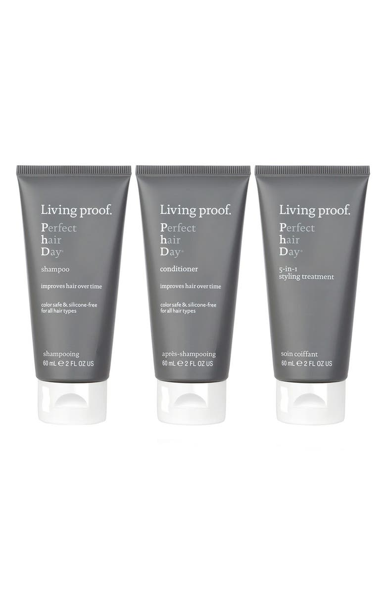 LIVING PROOF<SUP>®</SUP> 'Perfect hair Day<sup>™</sup>' Travel Kit, Main, color, 000