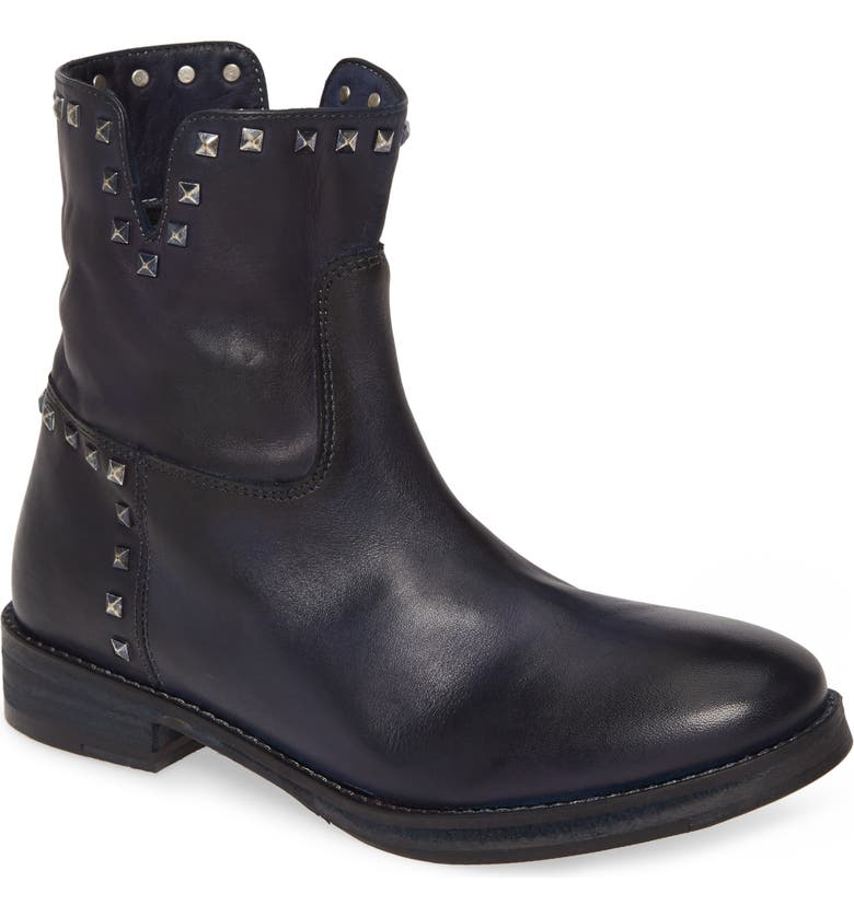 SHERIDAN MIA Fred Engineer Boot, Main, color, BLUE LEATHER
