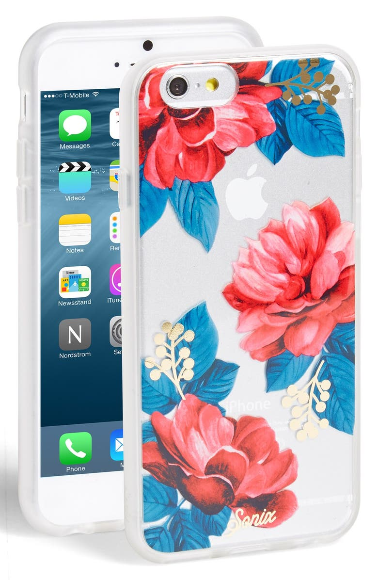 SONIX 'Holly' iPhone 6 & 6s Case, Main, color, 650