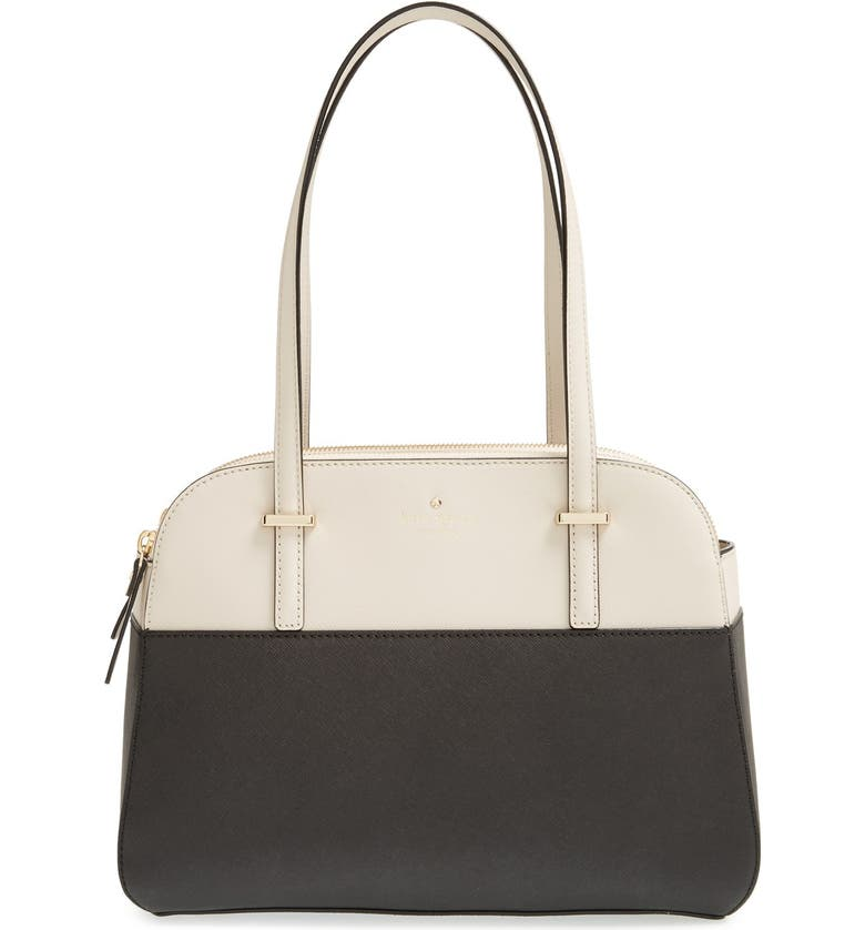KATE SPADE NEW YORK 'small elissa' tote, Main, color, 003