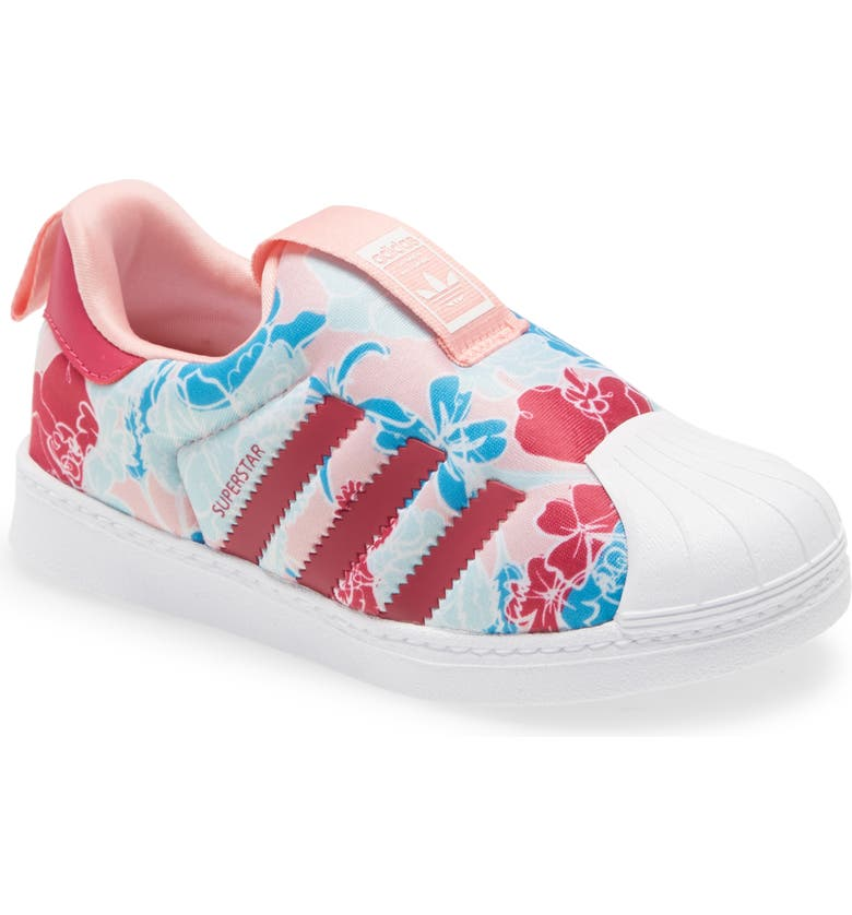 ADIDAS Superstar 360 Sneaker, Main, color, GLORY PINK/ BOLD PINK