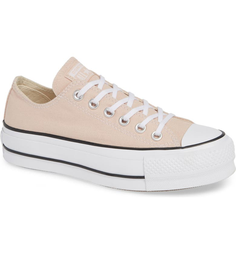 CONVERSE Chuck Taylor<sup>®</sup> All Star<sup>®</sup> Platform Sneaker, Main, color, 650