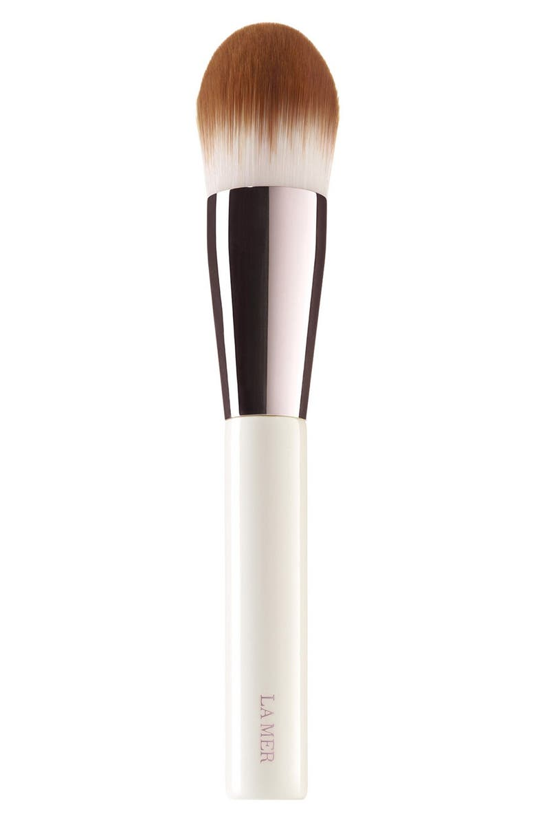 LA MER The Foundation Brush, Main, color, NO COLOR