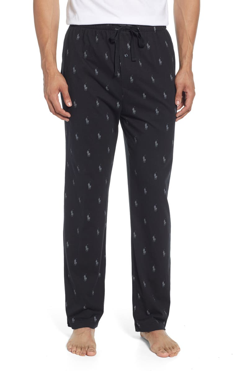 POLO RALPH LAUREN Aopp Pajama Pants, Main, color, 004