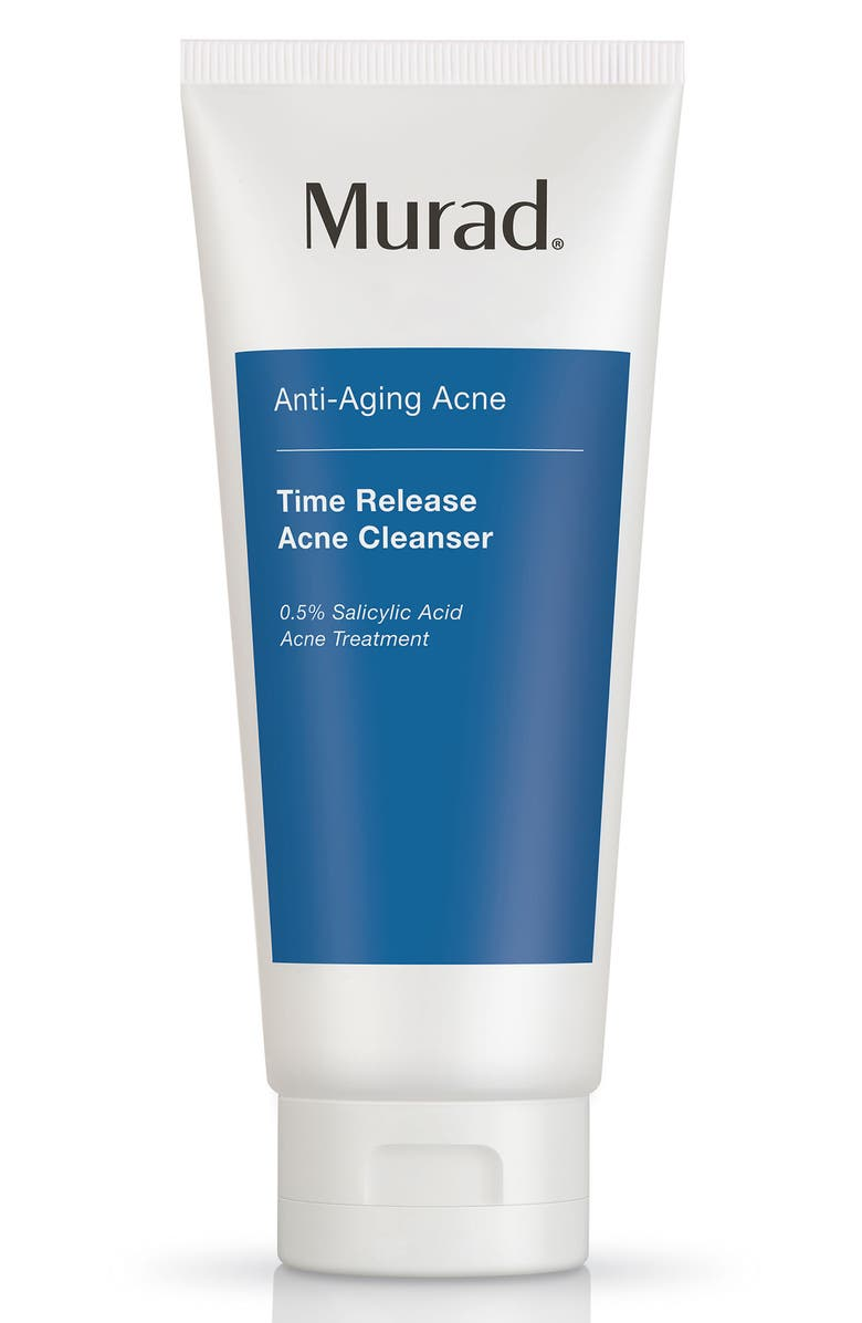 MURAD<SUP>®</SUP> Time Release Acne Cleanser, Main, color, NO COLOR