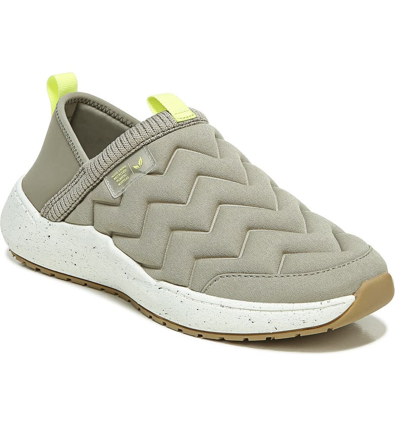 DR. SCHOLL'S Home & Out Sneaker, Main, color, SAGE GREEN FABRIC