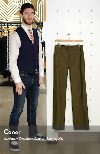 For All Mankind<sup>®</sup> Bootcut Trousers, sales video thumbnail