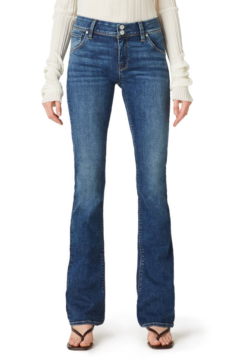HUDSON JEANS Beth Baby Bootcut Jeans, Main, color, 460