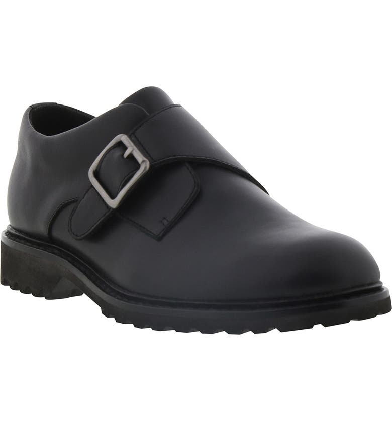 KENNETH COLE NEW YORK Kenneth Cole Wing Monk Shoe, Main, color, 005
