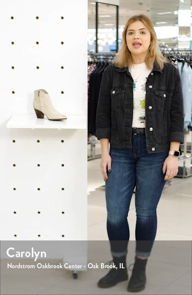 Reed Pointy Toe Bootie, sales video thumbnail