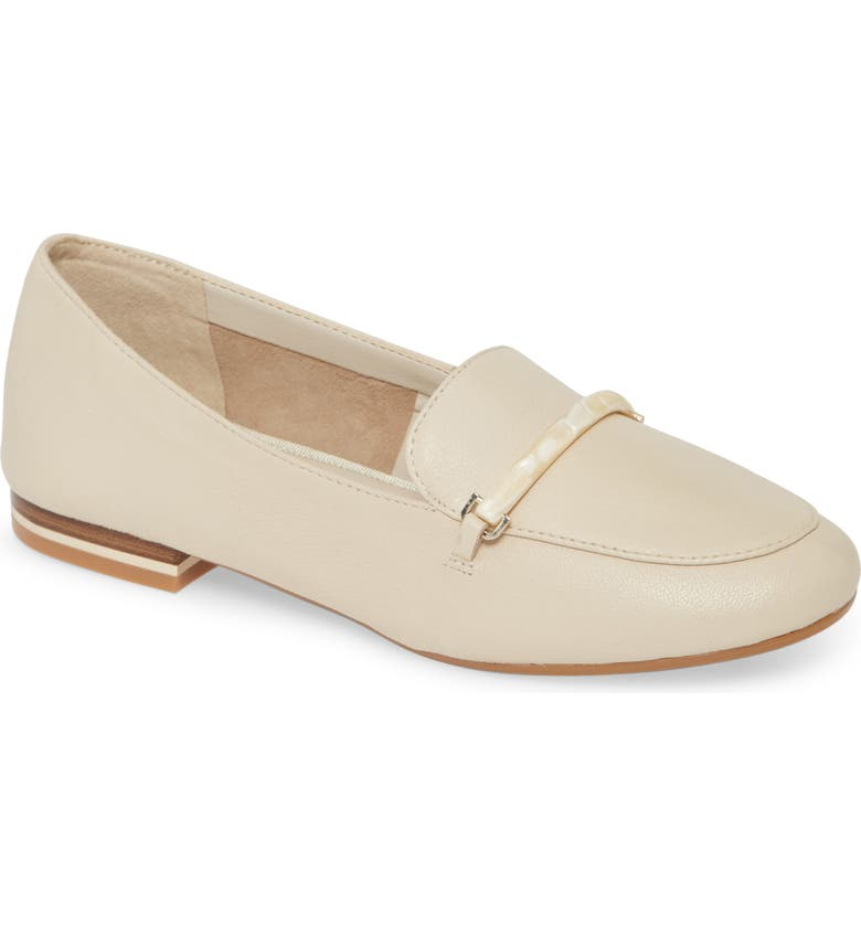 KENNETH COLE NEW YORK Bit Loafer, Main, color, STONE LEATHER