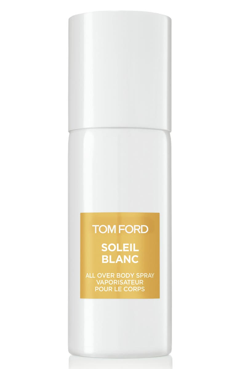 TOM FORD Private Blend Soleil Blanc All Over Body Spray, Main, color, NO COLOR