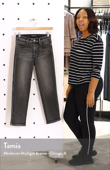 Ankle Straight Leg Jeans, sales video thumbnail