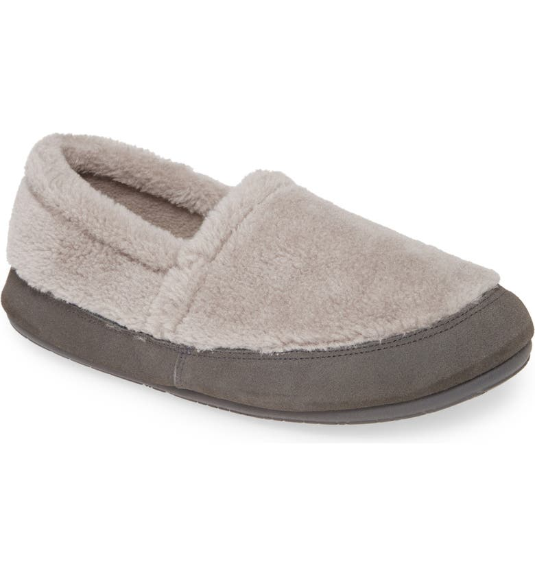 DANIEL GREEN Hailey Faux Fur Slipper, Main, color, 020