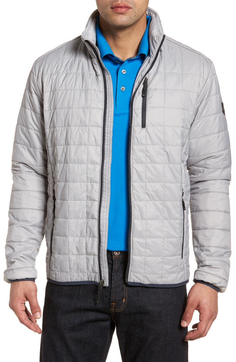 CUTTER & BUCK Rainier PrimaLoft<sup>®</sup> Insulated Jacket, Main, color, POLISHED