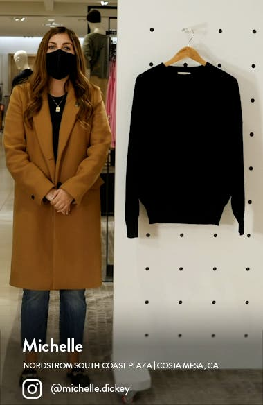 Anaa Cashmere Sweater, sales video thumbnail
