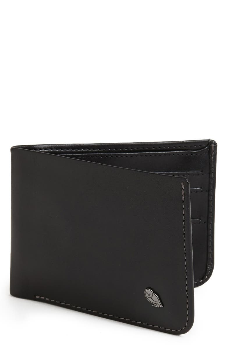 BELLROY Hide And Seek Wallet, Main, color, BLACK