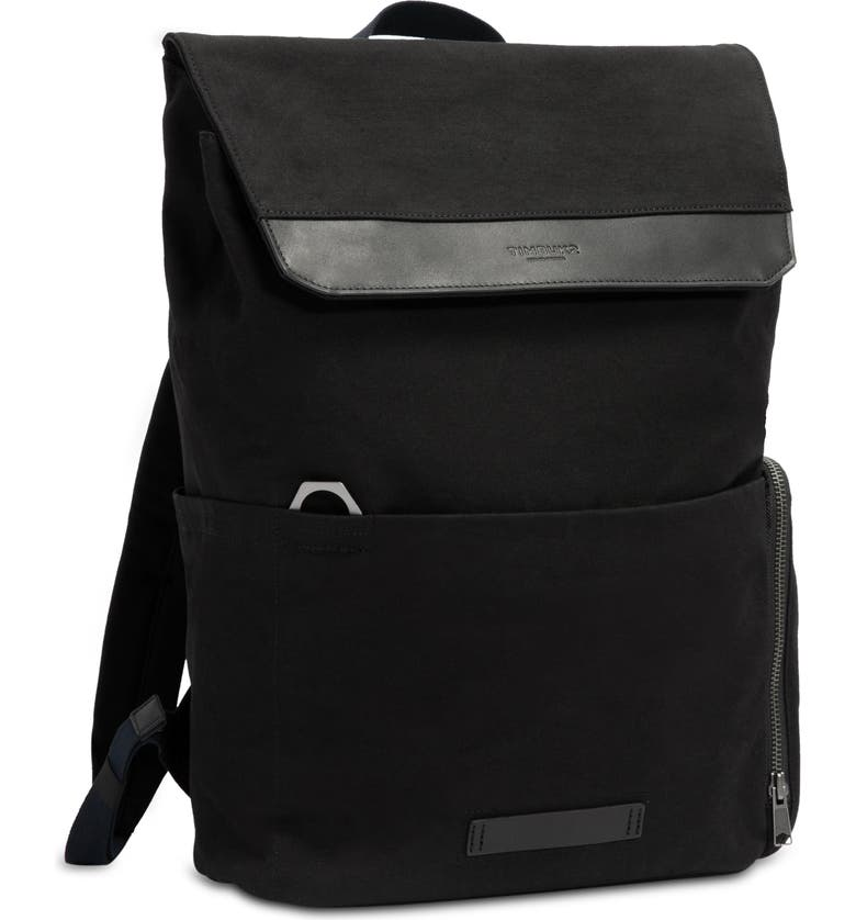 TIMBUK2 Foundry Backpack, Main, color, JET BLACK