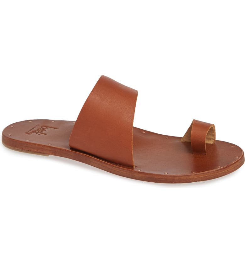 BEEK Finch Sandal, Main, color, TAN