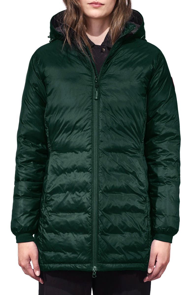 CANADA GOOSE Camp Fusion Fit Packable Down Jacket, Main, color, 020
